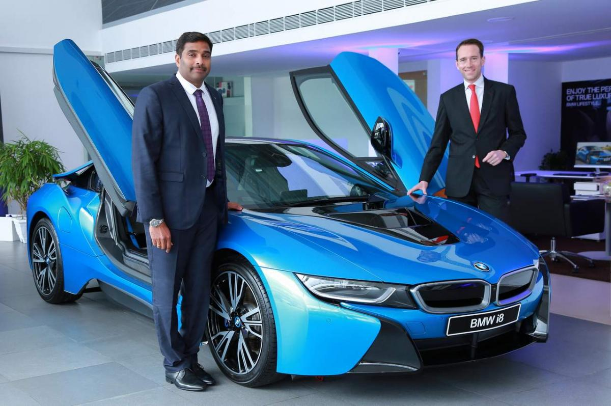Car lovers in Kerala get access to BMW range