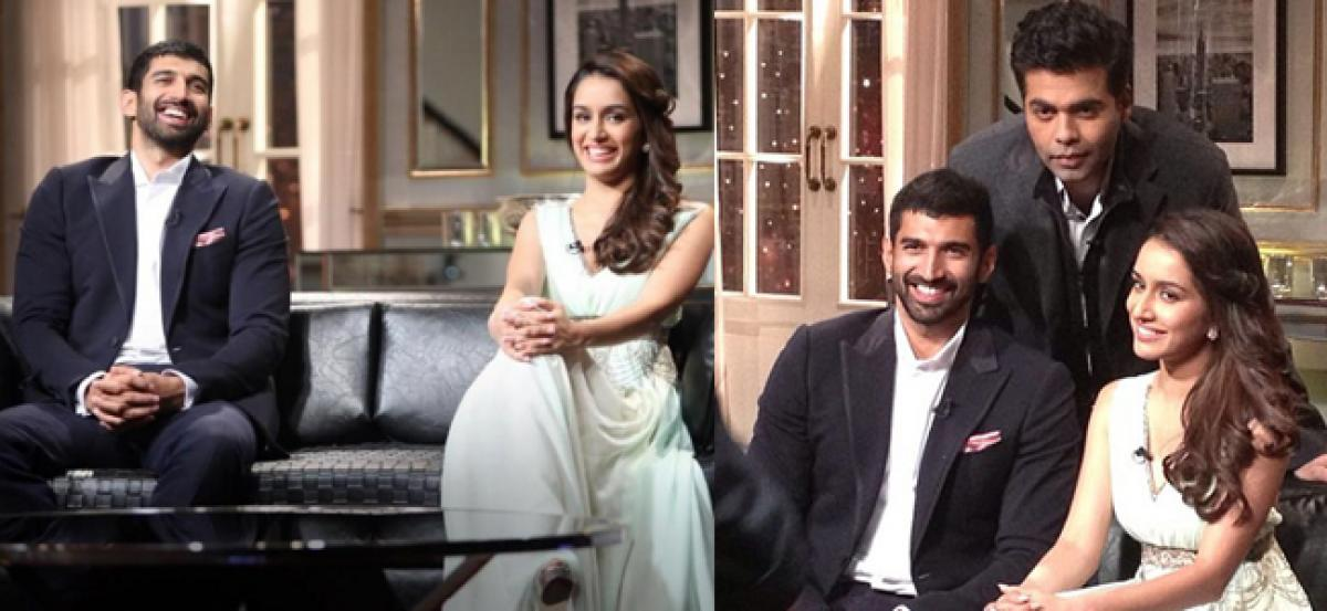 Will Aditya Roy Kapoor reveal about his love life on Karan Johar show?