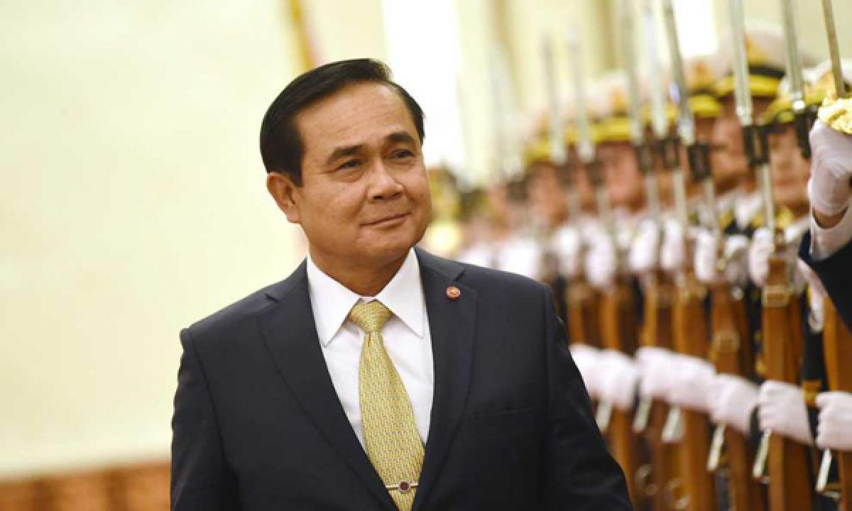Thai PM unveils new cabinet