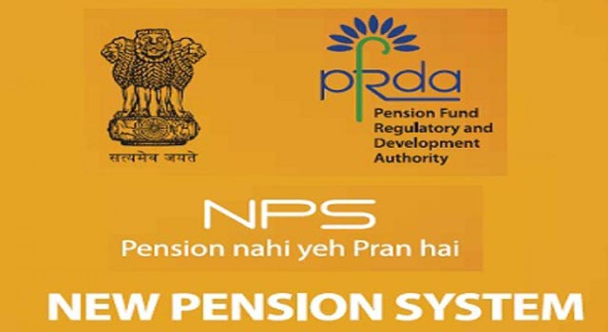 It's No Pension Scheme