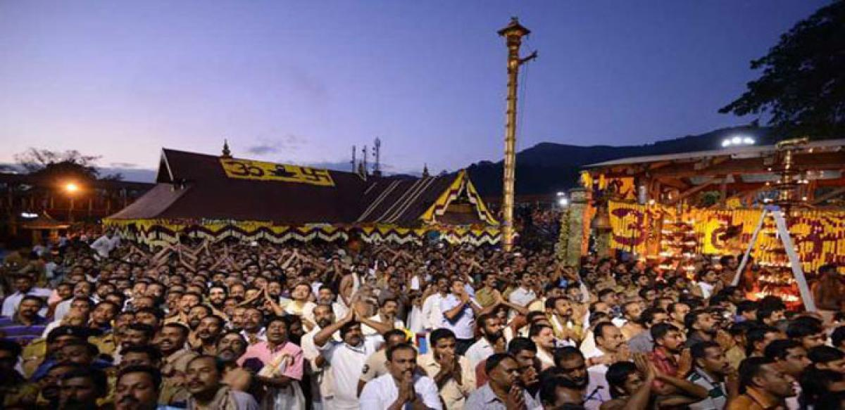 Why can't women enter Sabarimala temple, asks SC
