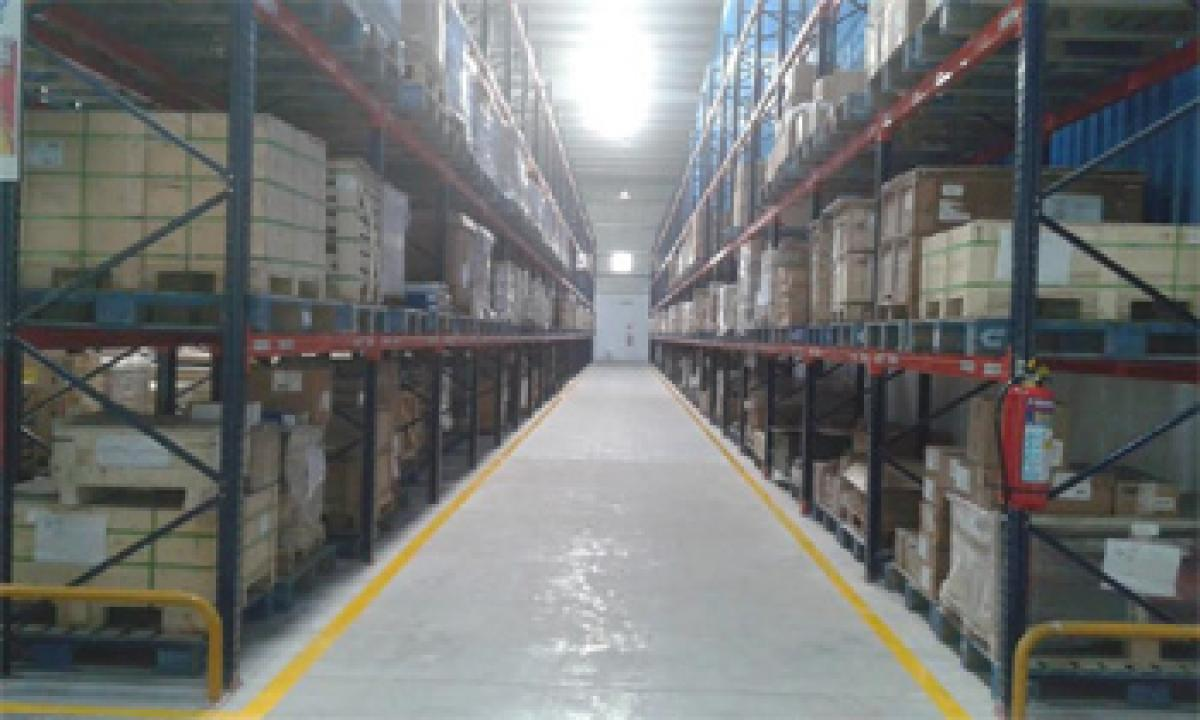 DB Schenker opens its 2nd largest warehouse in India