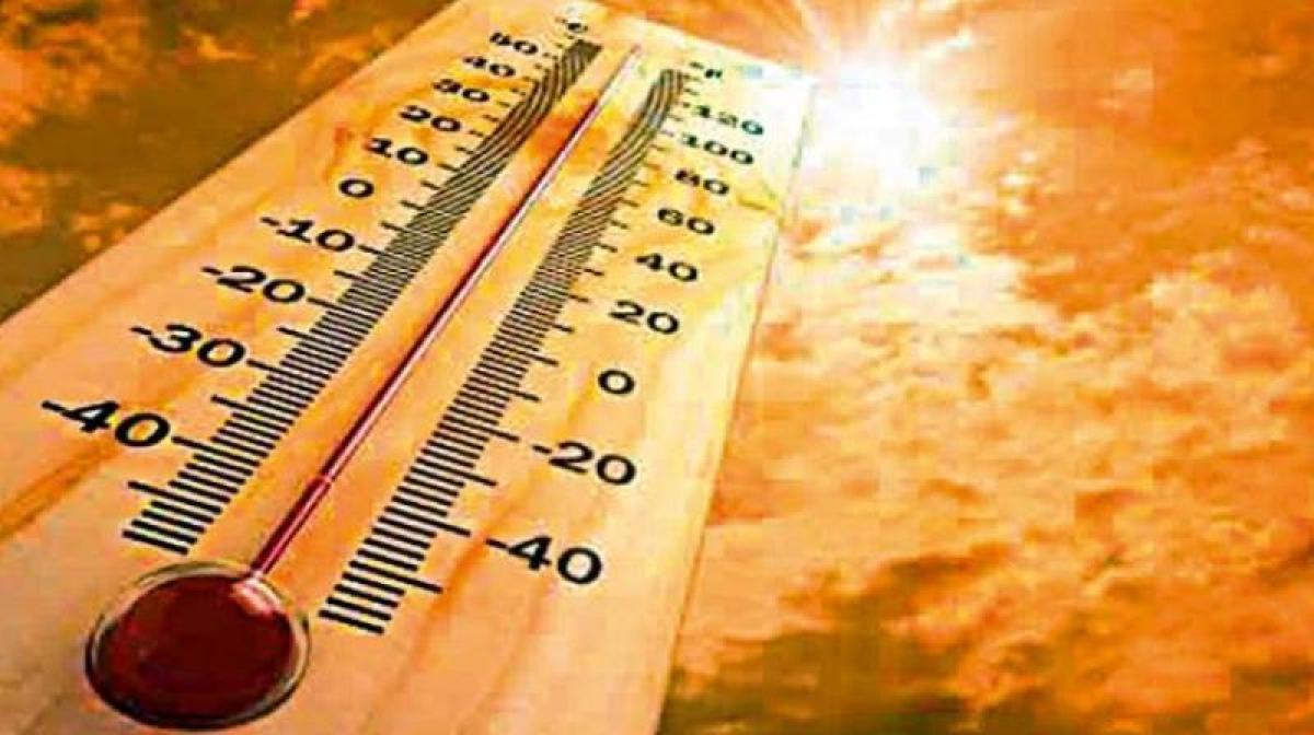 Mahabubnagar records highest temperature at 41.7 degree Celsius
