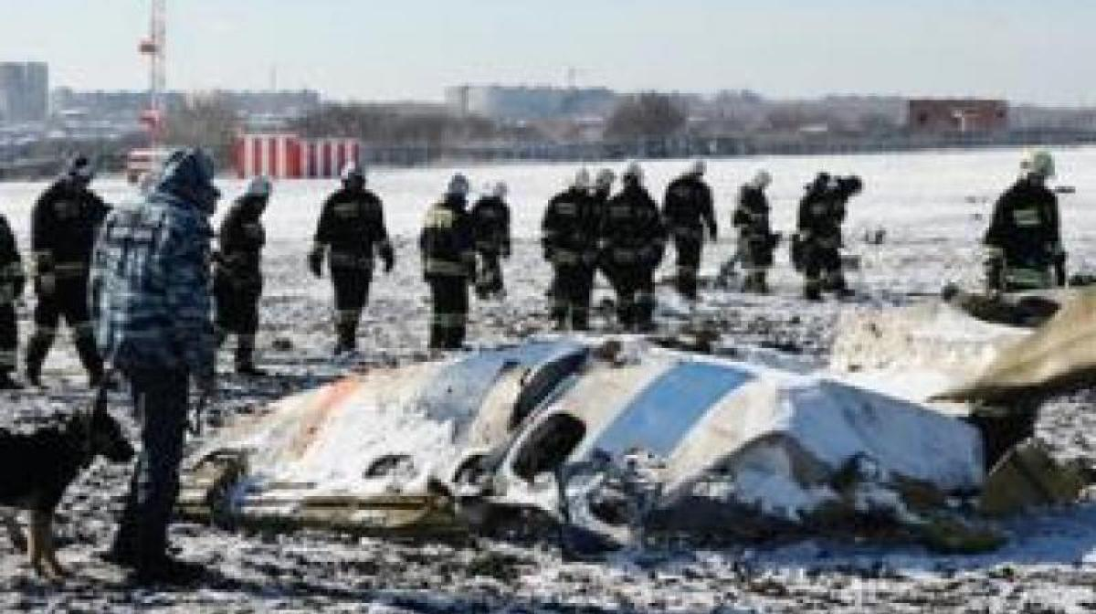 US: Amid search for small plane carrying six, debris washes ashore