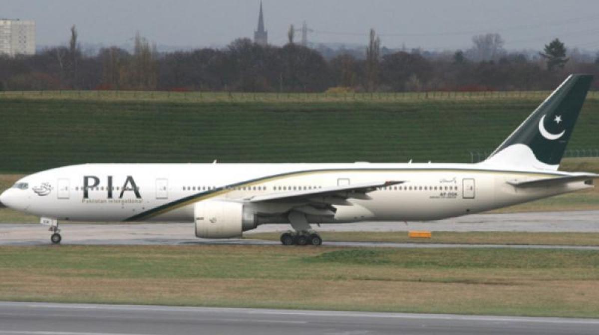 UK fighter jets divert Heathrow-bound PIA flight due to unruly passenger