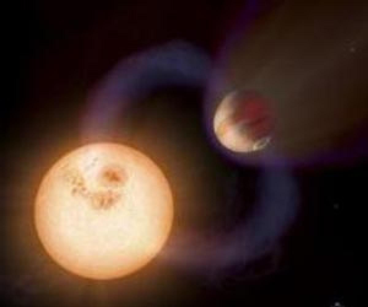 Swirling ammonia lies below jupiters thick clouds making it smelly