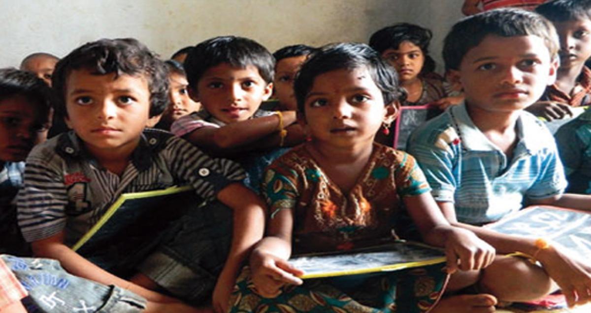 Tribal schools in Utnoor on verge of closure