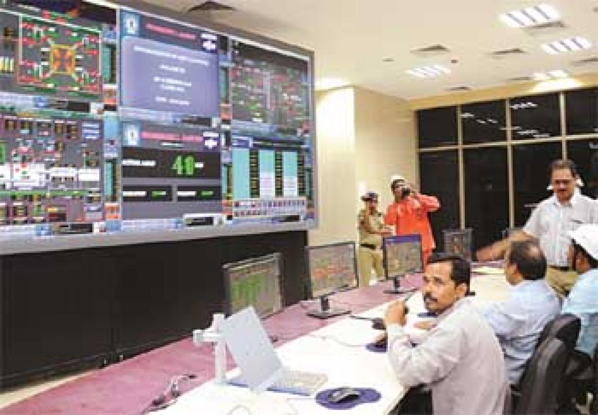 Singareni thermal power plant synchronised