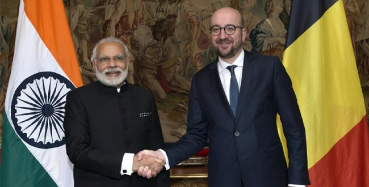 Modi address to NRIs in Brussels Full text