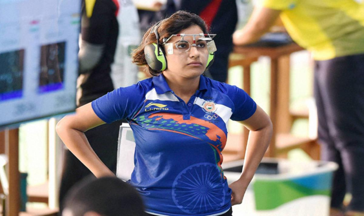 Customs ordeal for Indian shooters