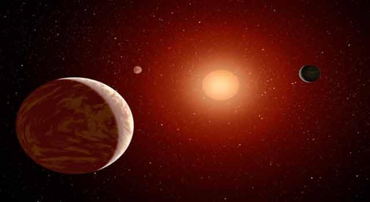 Scientists discover 3 planets which could support life
