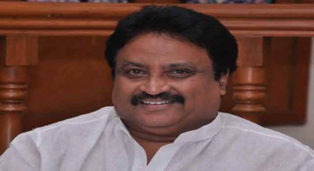TRS MP calls on Defence Minister