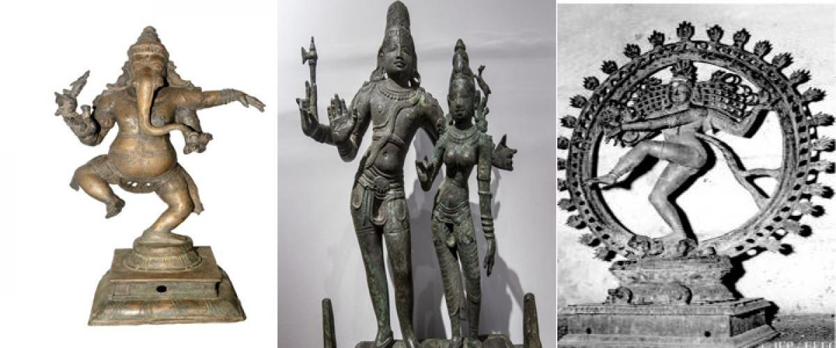 Missing idols cause concern in Telangana, AP
