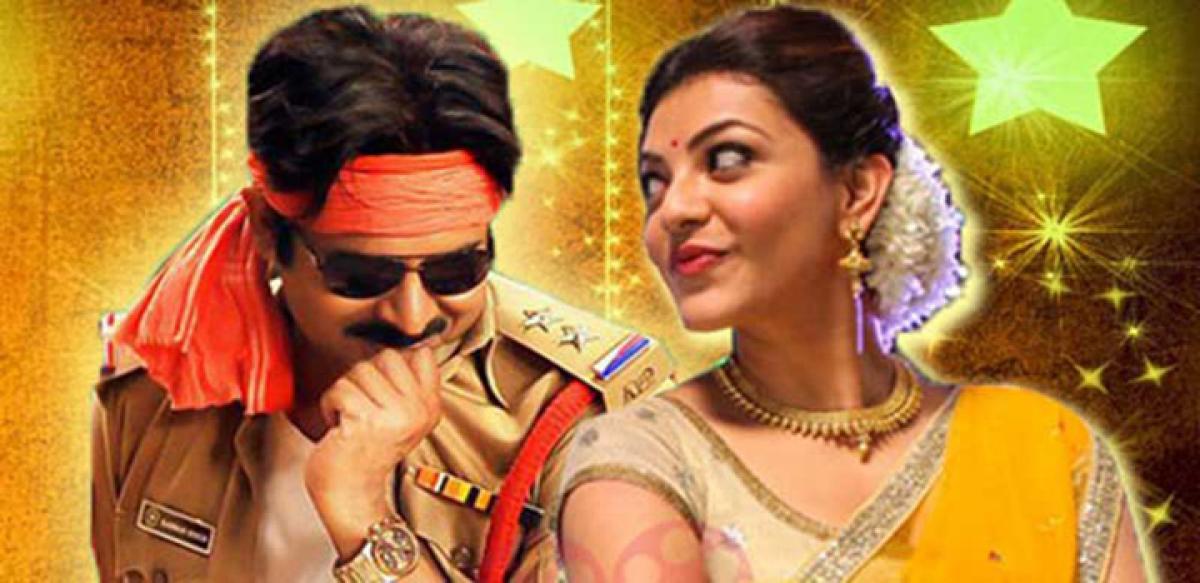 Pawans... Gabbar Singh set for global release on April 8