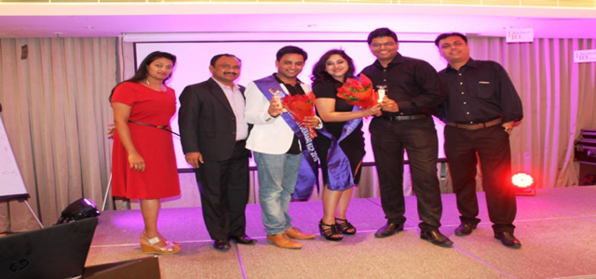Employees contribution honoured
