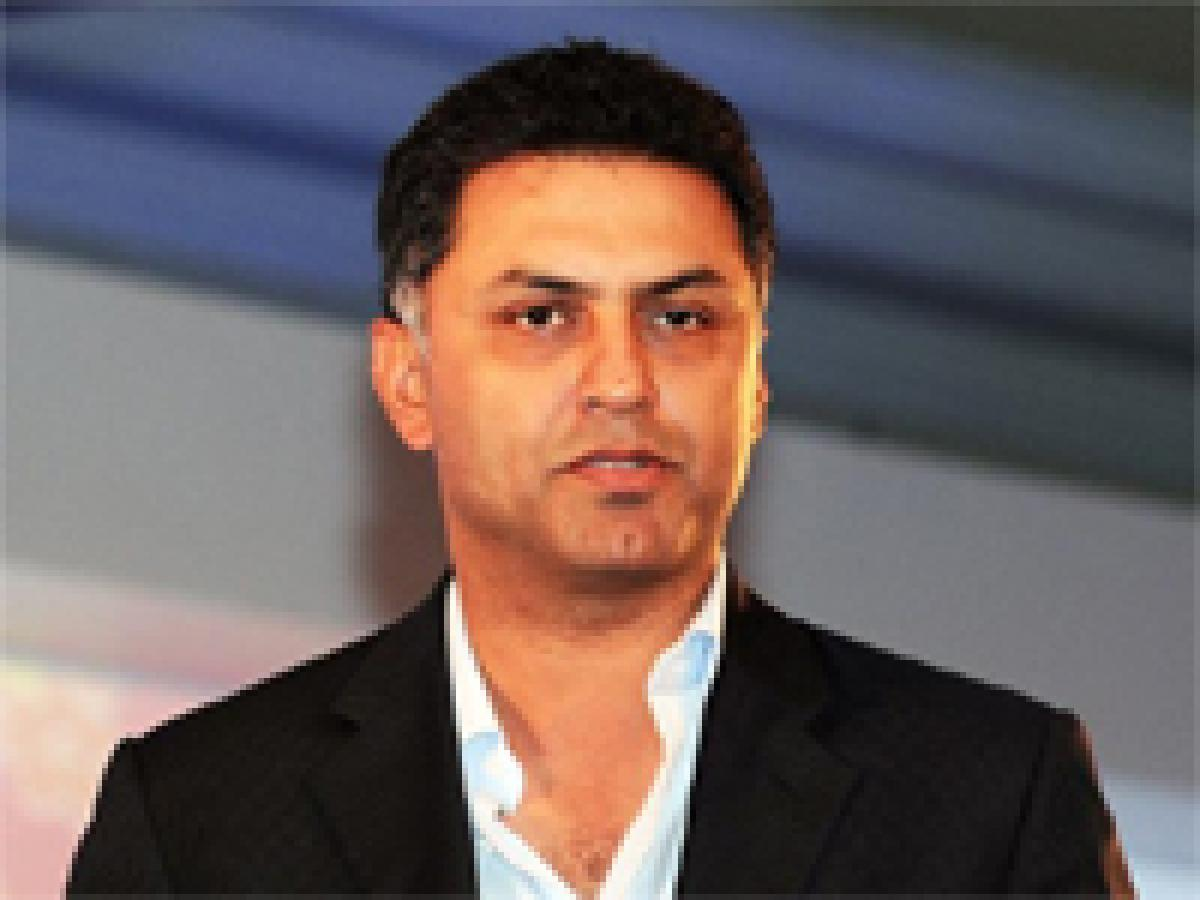 PIO & ex-Google VP is SoftBank chief