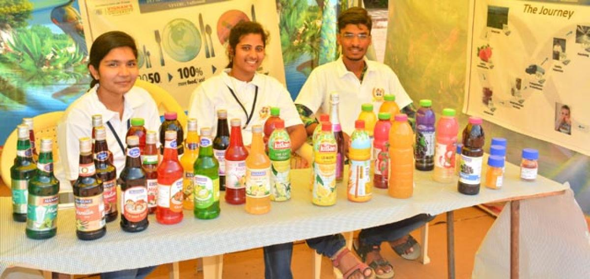 Food engg students told to focus on traditional recipes