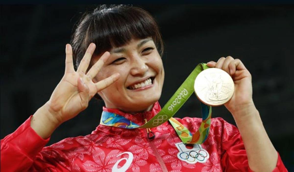 Kaori Icho makes history