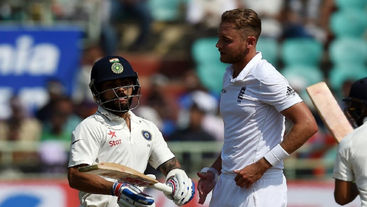 India dismissed for 204, set target of 405 for England