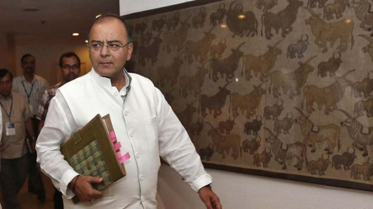 India will give better returns on investments: Arun Jaitley