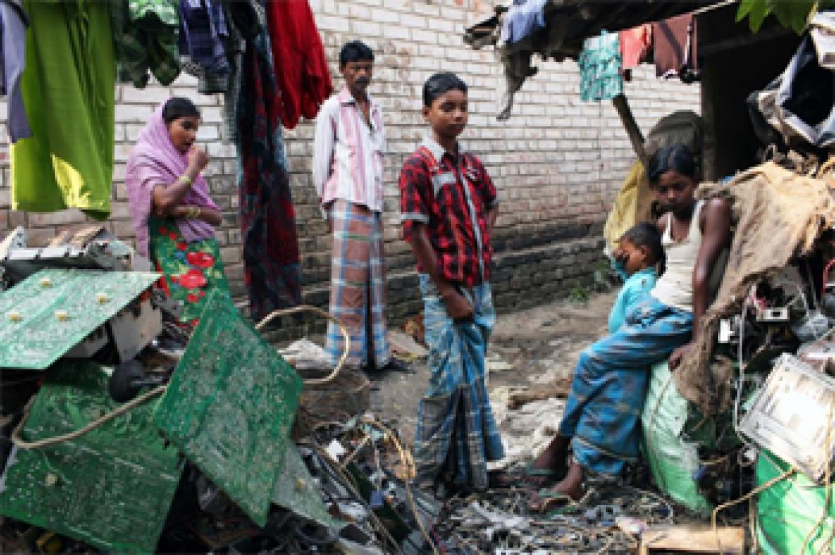 India fifth largest generator of toxic e-waste in the world