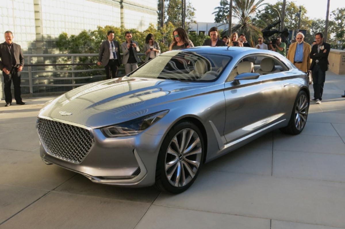 Hyundai unveils its vision