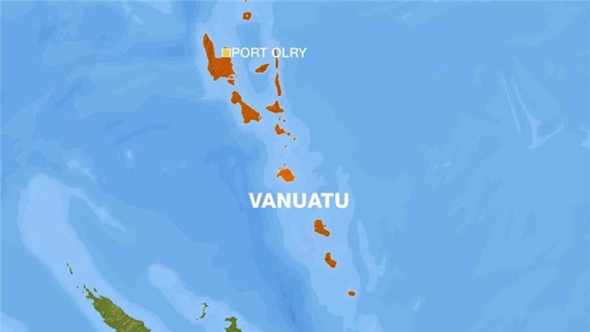 7.3 Magnitude Earthquake Hits Off Vanuatu