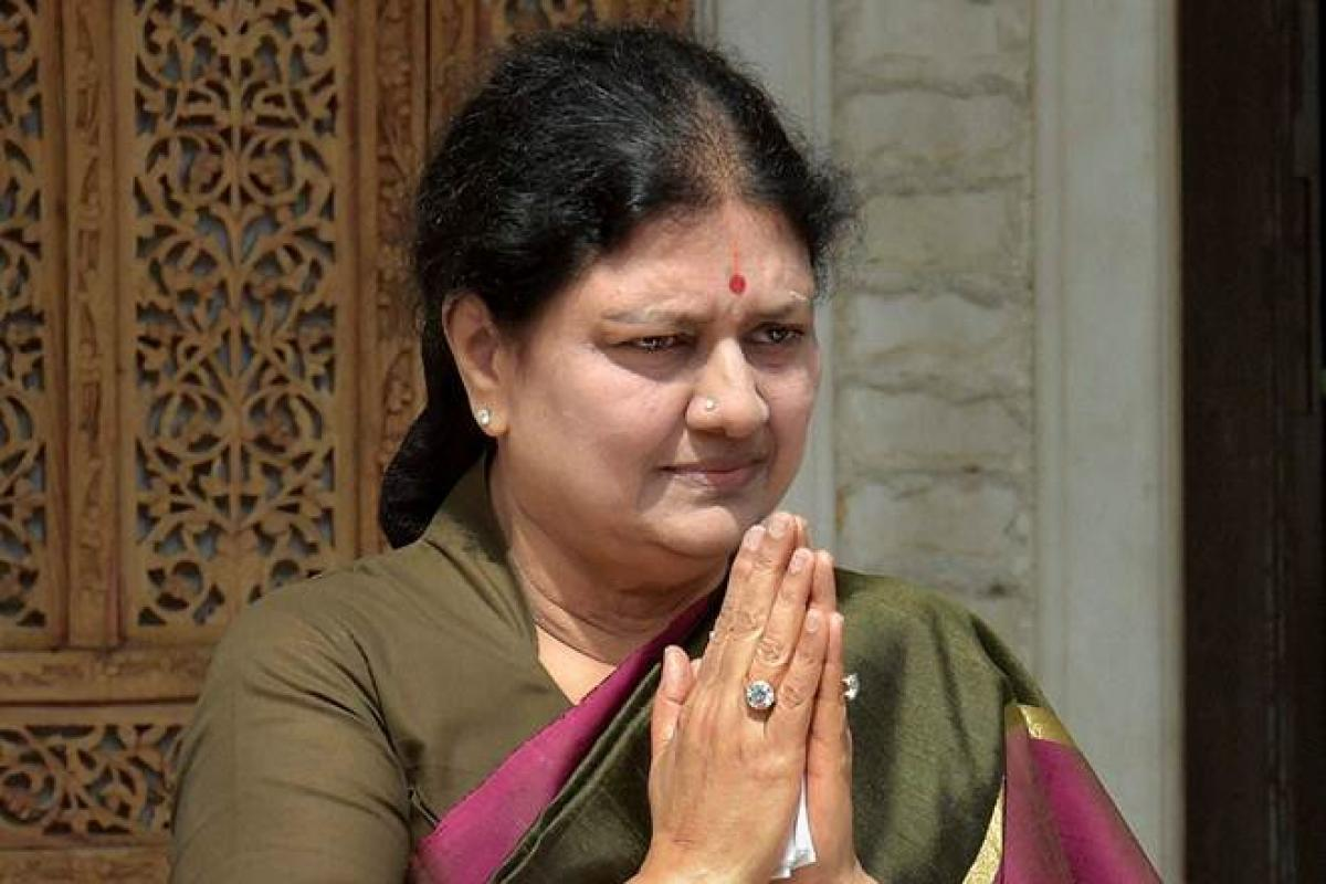 Sasikala urges PM Modi to promulgate Ordinance on Jallikattu