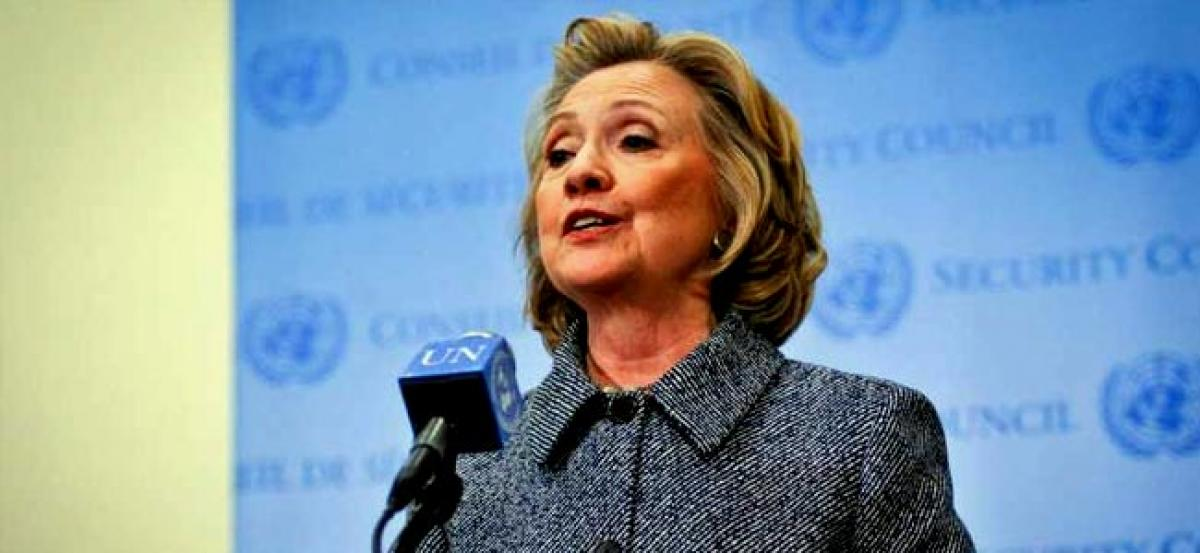 62% Democrats, independents dont want Hillary Clinton to run again