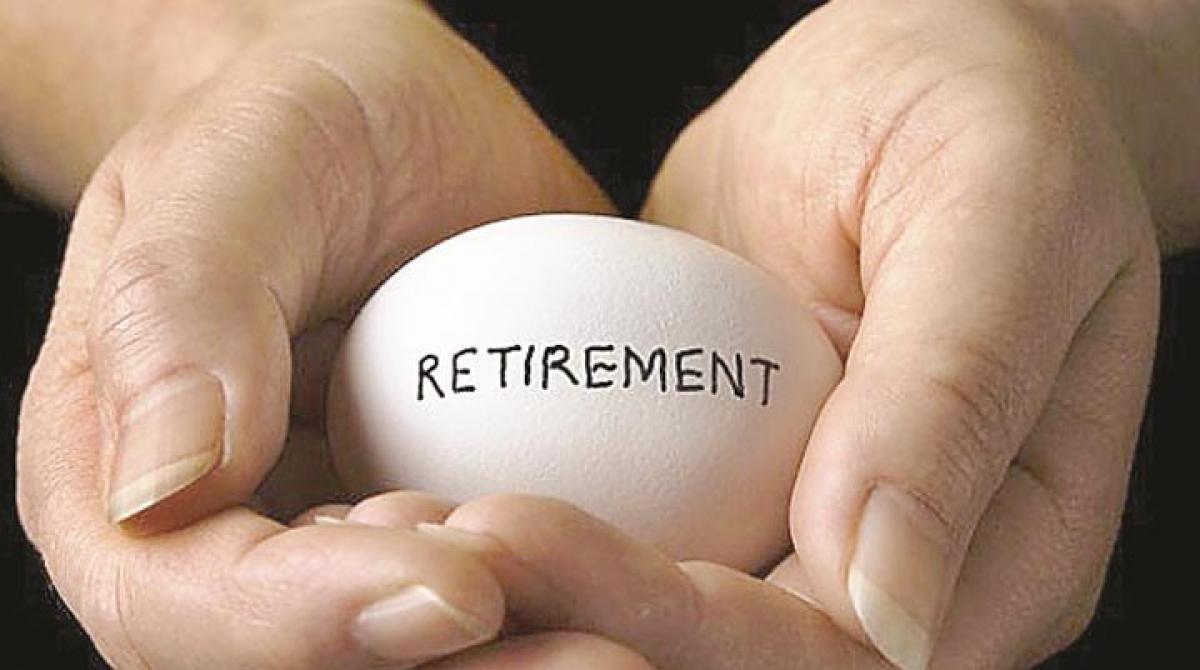 Seek professional help for retirement plans