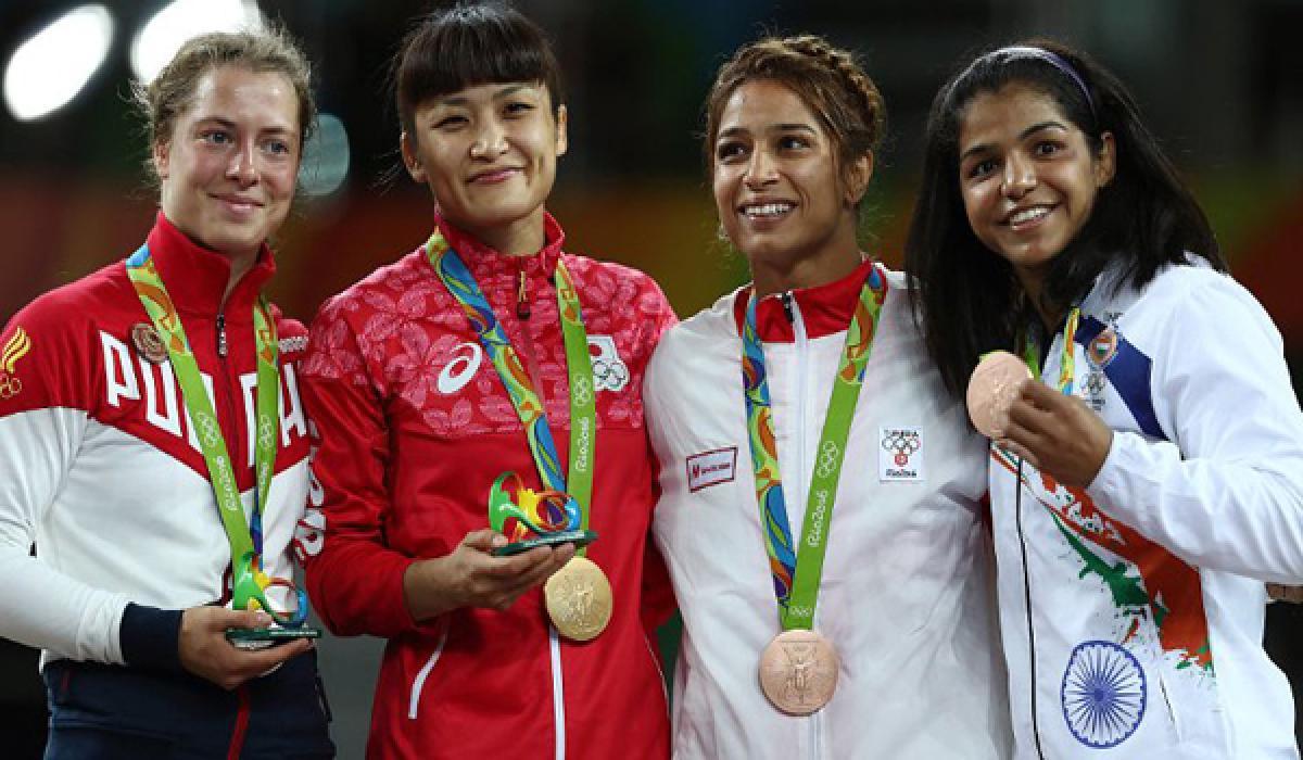 Olympic bronze medalist Sakshi Malik, a name to reckon with