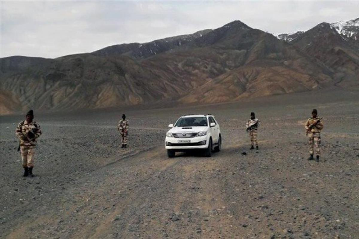 Indo-Tibetan Border Police to get Ford Endeavour Toyota Fortuner