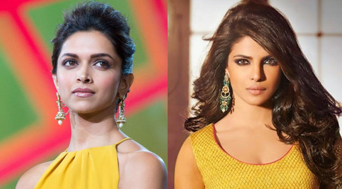 Deepika Padukone calls foreign media racist for mistaking her as Priyanka Chopra