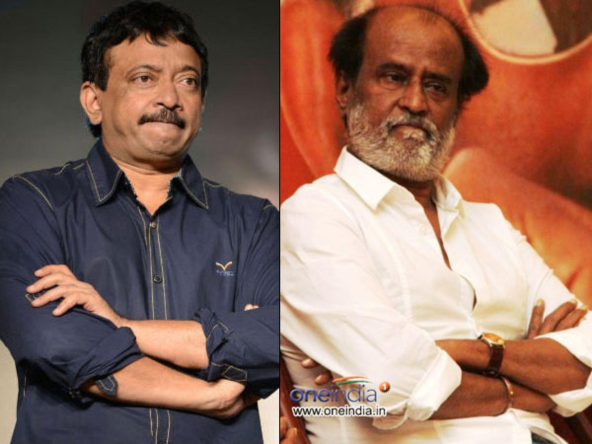Rajinikanth knows just two and half dance moves: RGV targets superstar after powerstar