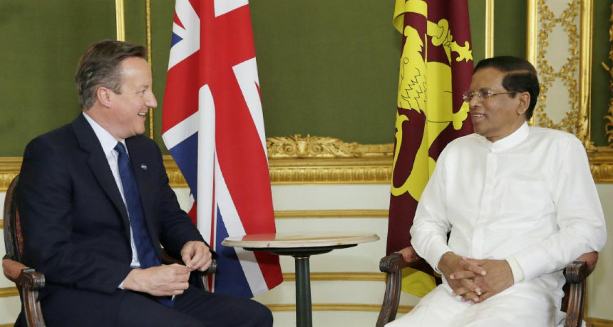 Tamilians in Britain must compromise for the sake of Sri Lanka