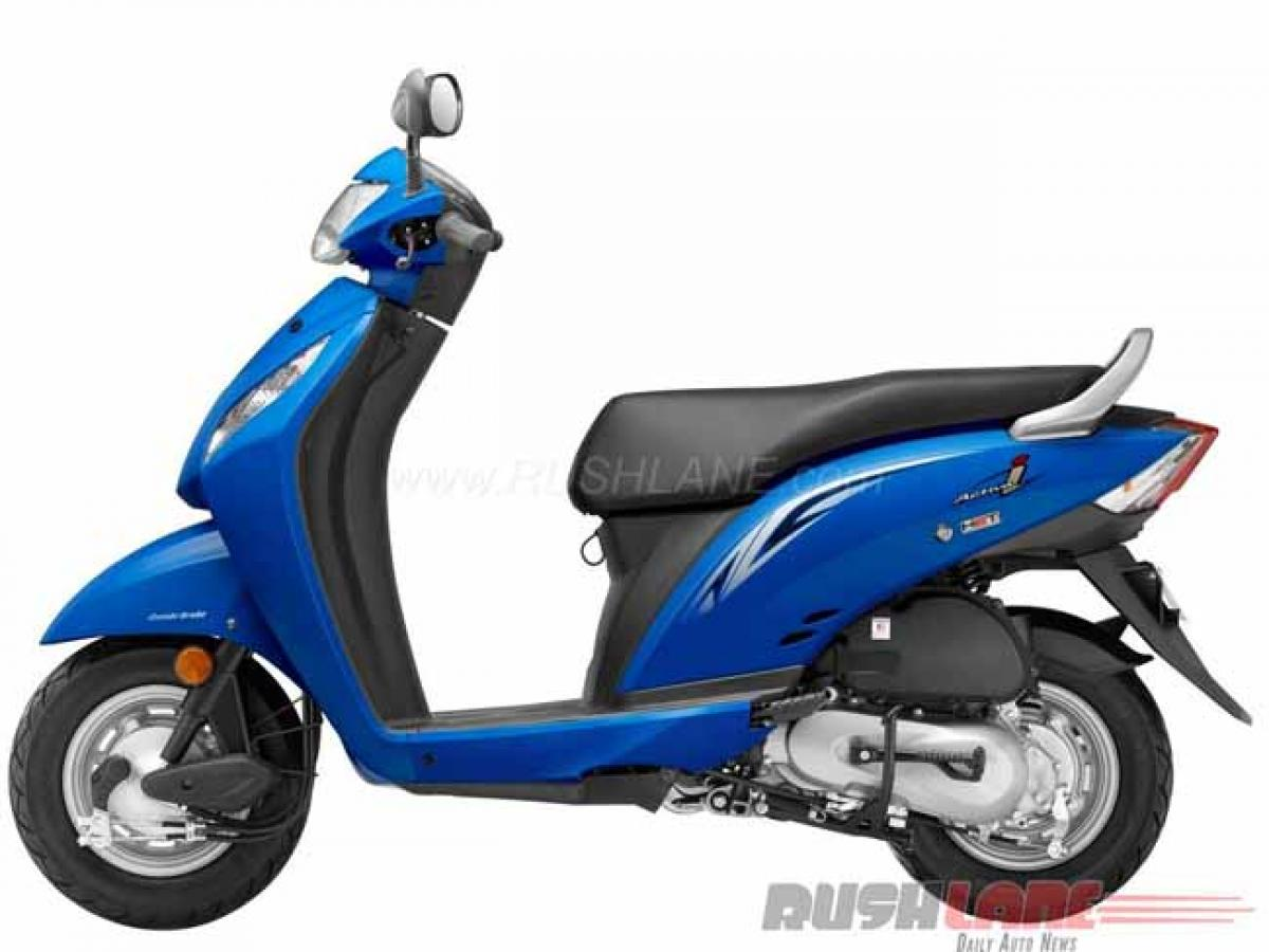 Honda Activa highest selling two wheeler in May