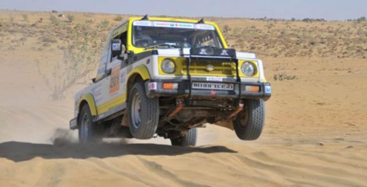 ExxonMobil confirms partnership with Maruti Suzuki Motorsport