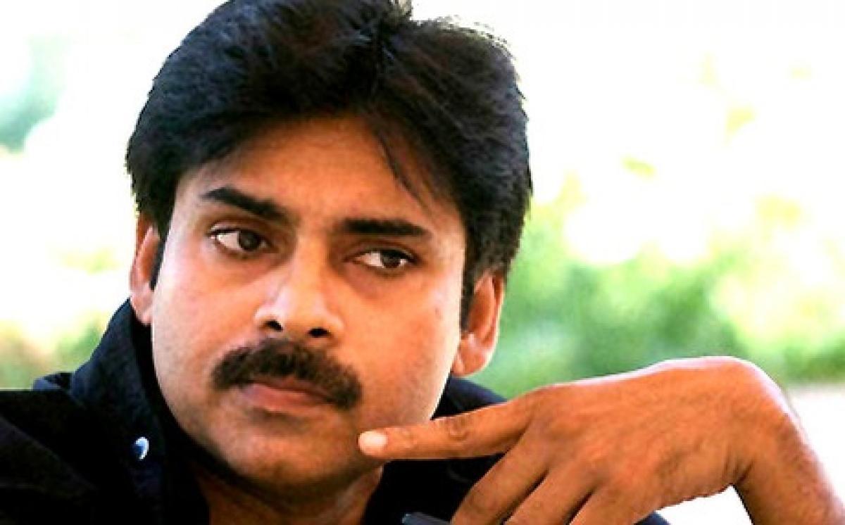 Pawan halted Sardaar shoot to meet Sirja