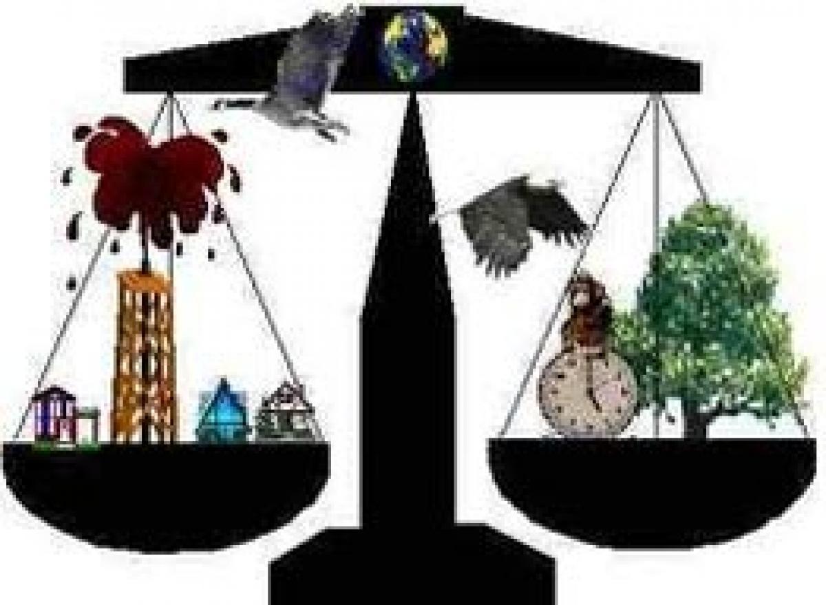 Need for environmental balance underscored