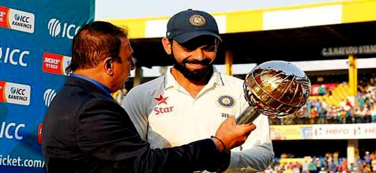 Believed in skills rather than conditions, says Virat Kohli
