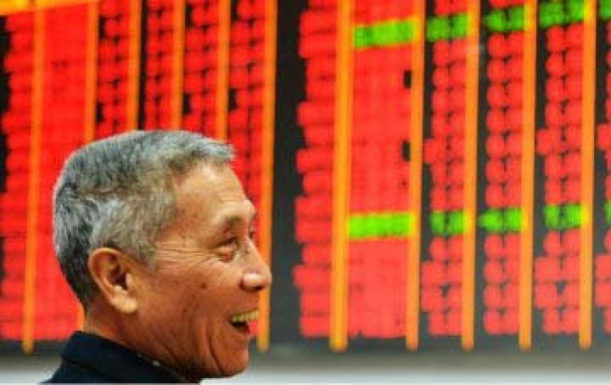 Chinese shares open higher on Friday
