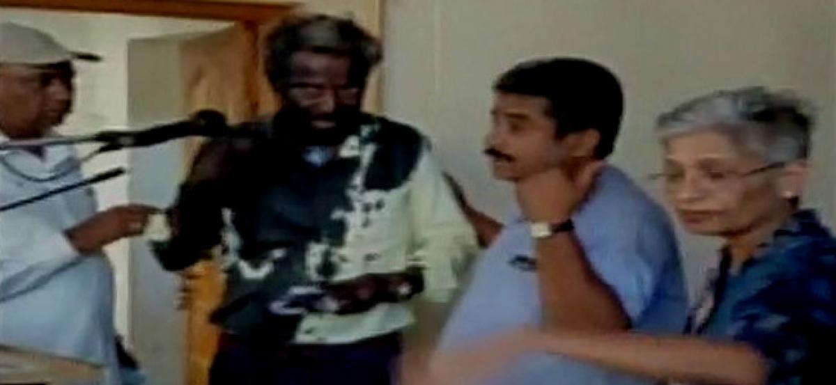 Kannada writer Yogesh Masters face blackened, warned to not write against Hindu gods; case registered