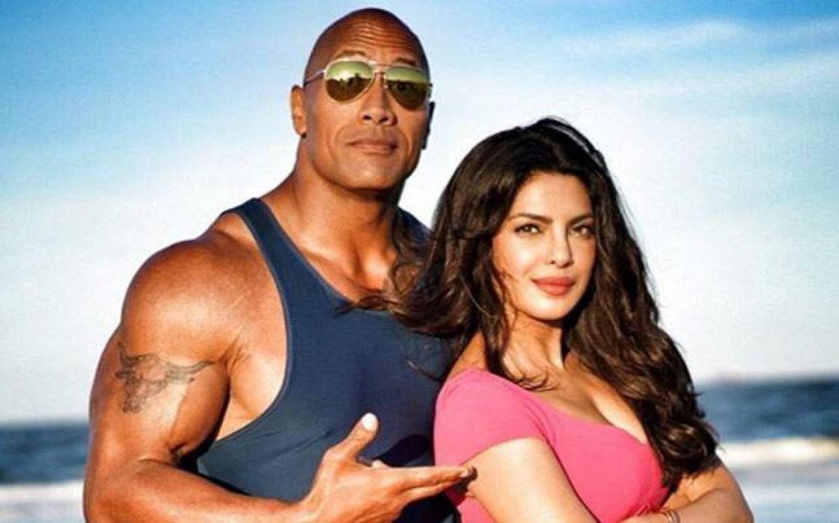 Dwayne Johnson: Priyanka Chopra is the perfect choice for Baywatch