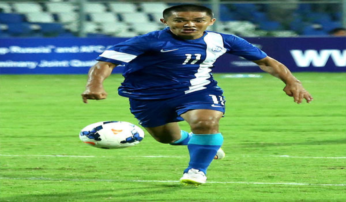 Chhetri votedI-League's best