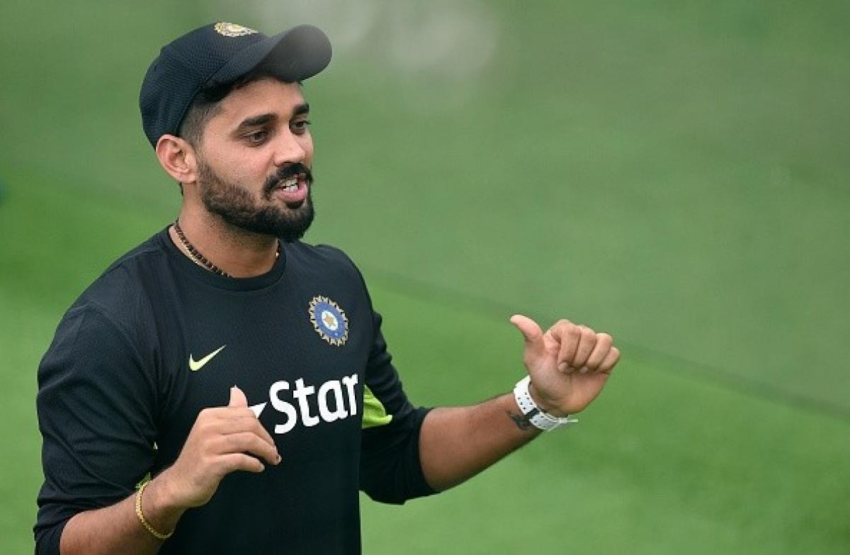 India opener Murali Vijay ruled out of second Test