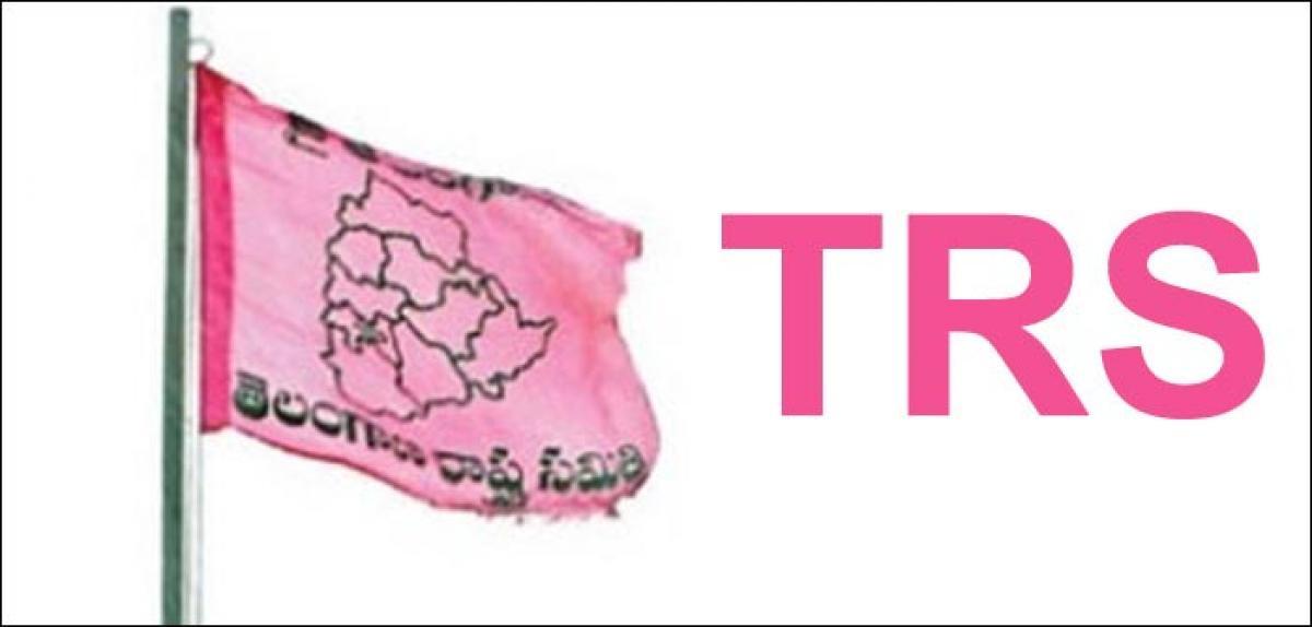 Huzurnagar Nagara Panchayat Chairman joins TRS