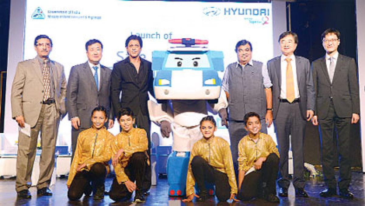 Hyundai launches Safe Move-traffic safety campaign
