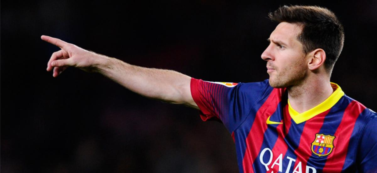 Barcelona confident Lionel Messi will sign contract extension