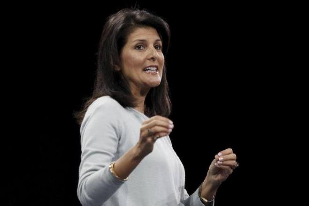 Indo-Americans hail Trump over Nikki Haley