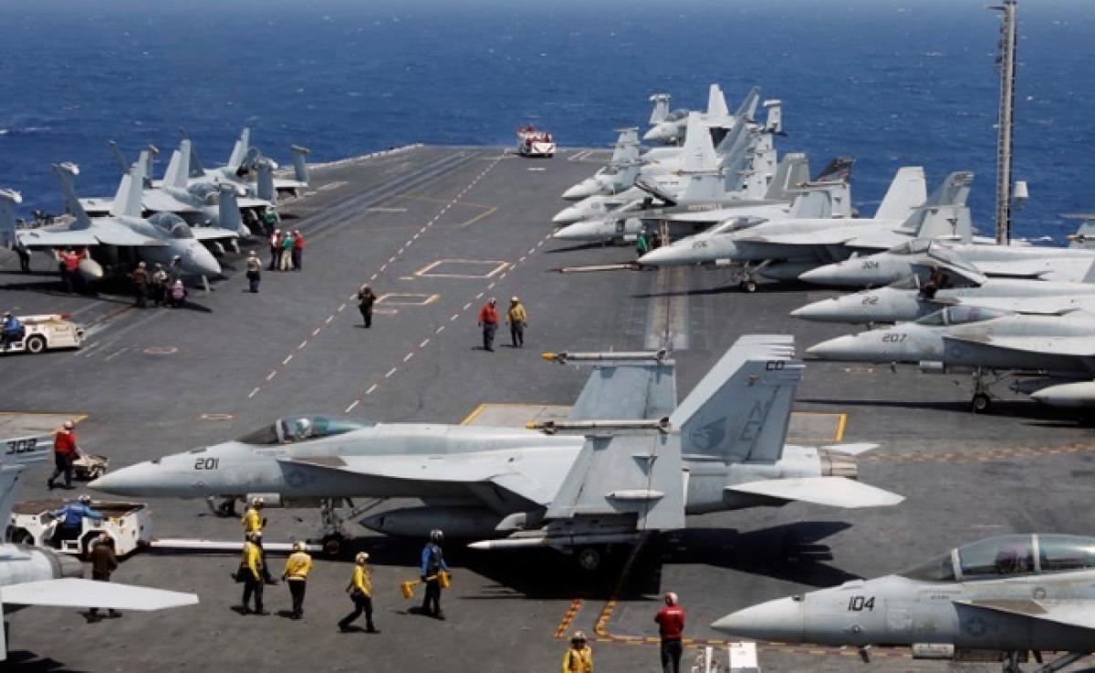 North Korea Troubled Over US-South Korea Drills